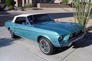 1967 FORD MUSTANG CONVERTIBLE - 116219