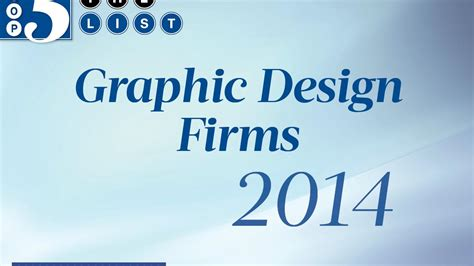 graphic design firms list leaders top 5 graphic design firms puget sound