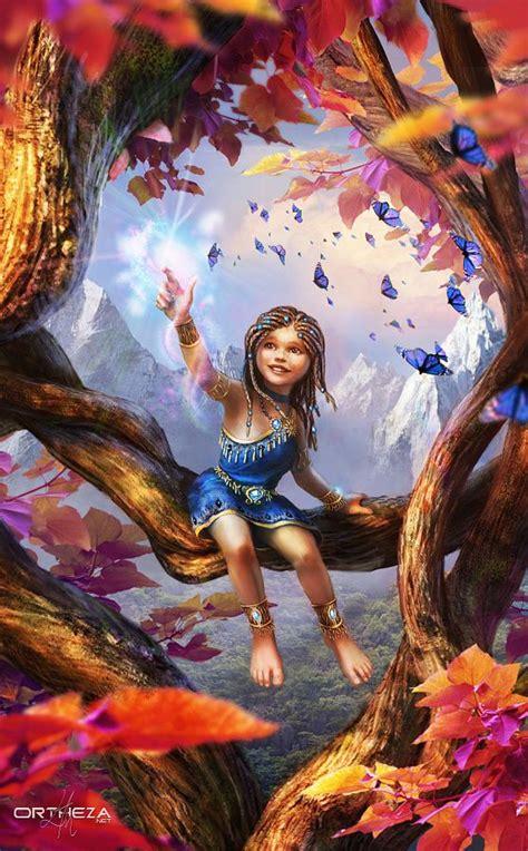 Little Fairy by ortheza on DeviantArt Fairy Arcane