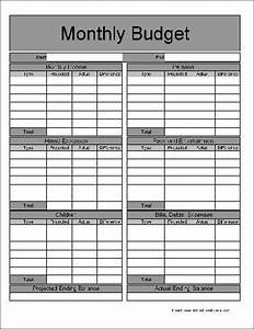 free fancy wide row detailed monthly budget With detailed calendar template