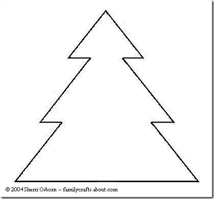 plantilla árbol de navidad para imprimir plantillas navidad para hacer manualidades estrella bola