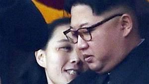 North Korean leader Kim Jong Un's sister gets promotion ...