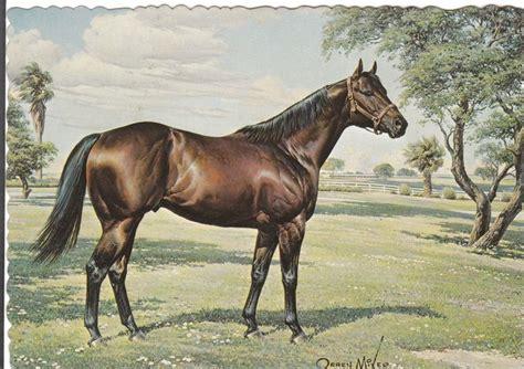 truxton king  orren mixer horse artwork horse
