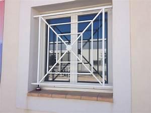 Grille De Défense Fenetre : photos de grille de d fense pour fen tre ma fen tre ~ Dailycaller-alerts.com Idées de Décoration