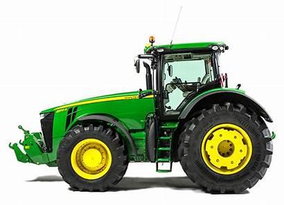 Deere 8r Series Tractors John 8295r Forestry
