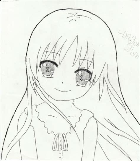 Cute Drawings Of Girls Ecosia