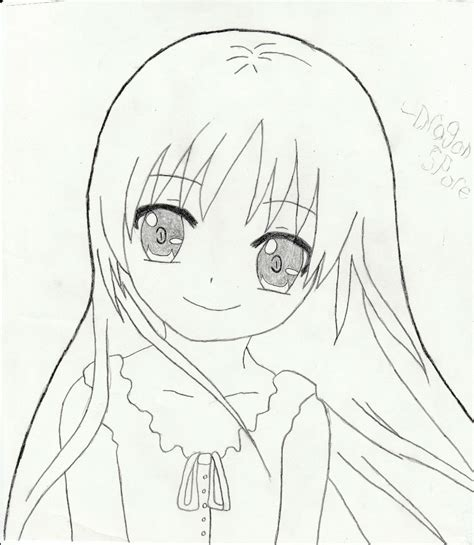Come and join the amazing world of female anime! Cartoon Drawing Of Girls at GetDrawings   Free download