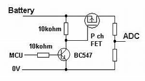 power low current battery monitor detail question With voltage monitor