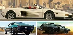 Film De Voiture : 10 voitures qui ont marqu le cin ma et les s ries chewing gomme ~ Maxctalentgroup.com Avis de Voitures