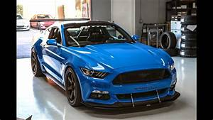 Track-Build 2015 Mustang GT - One Take - YouTube
