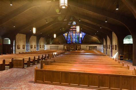 The Church Inside St Louis Catholic Church Alexandria VA