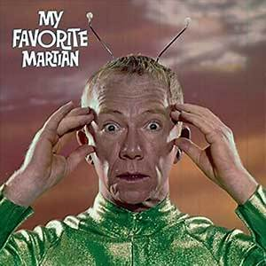 MY FAVORITE MARTIAN THE COMPLETE SERIES DVD Review