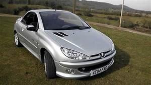 2004 Peugeot 206 Quiksilver Cc