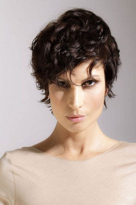 30 best short curly hairstyles 2013 2014 short dark