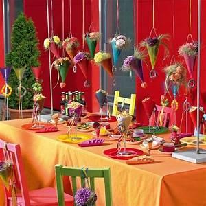 Tischdeko Fasching Ideen : die besten 25 tischdeko einschulung ideen auf pinterest tischdeko schulanfang ideen deko ~ Bigdaddyawards.com Haus und Dekorationen