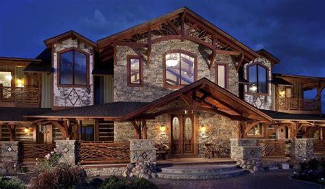 eldorado stone imagine inspiration gallery residential facades timber frame home plans
