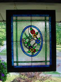 Faux Stained Glass Window Patterns