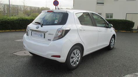 toyota hybride d occasion voiture occasion toyota yaris hybride labellis 233 e 224 vendre ref 990