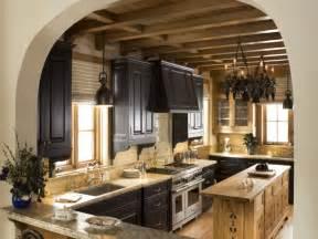 split level kitchen island small cabin kitchens small cabin interior design ideas