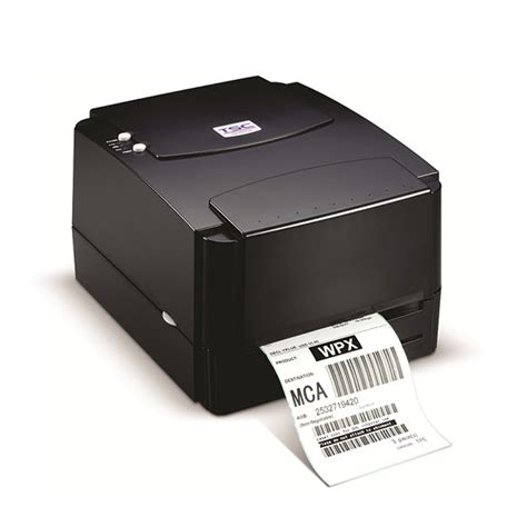 Solved issue with driver crash or settings not saved after updating more than than one printer using the same driver model. Impresora de Código de Barras TSC 244 PLUS - ContaWeb A&M