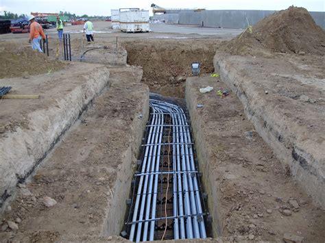 Electrical Conduit Underground Electrical Conduit