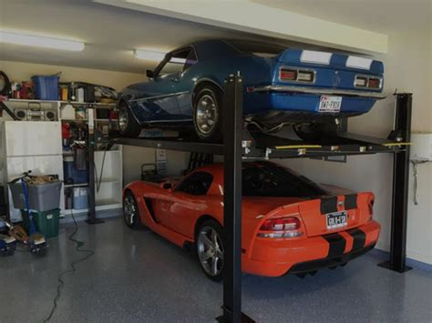 car lift for garage farmingdale car lifts scissor 4 post truck lifts ace