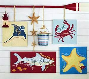 Nautical decorating ideas for kids rooms from pottery barn