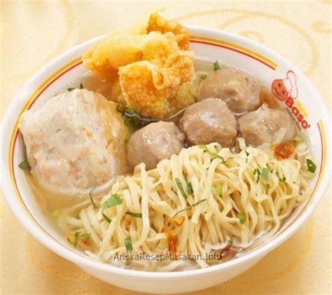 bakso malang indonesian food makanan indonesia