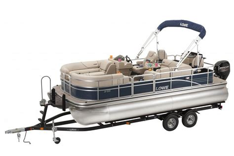 Lowe Boats Prices by 2016 New Lowe Sf212 Sport Fish Pontoon Boat For Sale