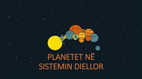 Sistemi diellor - YouTube