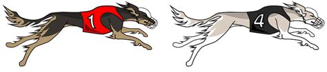 life   racing greyhound written   qualified