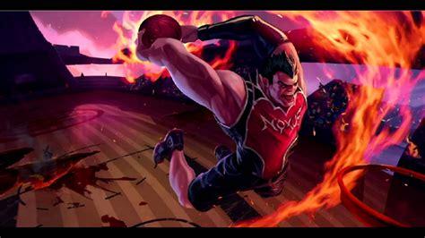 Darius Animated Wallpaper - amumu dunkmaster darius diyalog