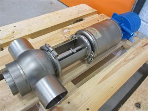 Varivent Typ Nt Shutoff Valve For Sale At Surplus Select