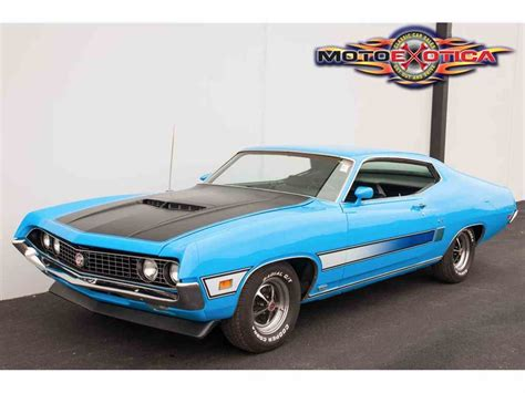 1970 Ford Torino Gt Fastback For Sale