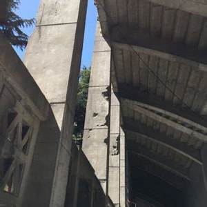 UC Berkeley acts after concrete falls at Edwards Stadium ...