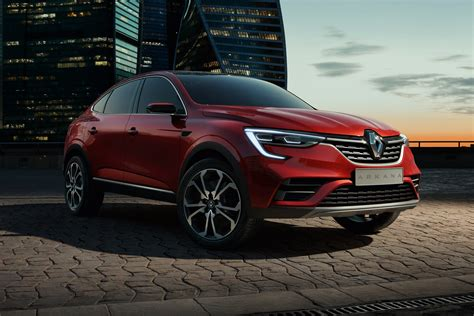 New Renault Arkana coupe-SUV revealed in Moscow | Auto Express