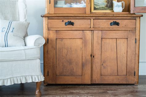 pine hutches antique pine hutch miss mustard seed