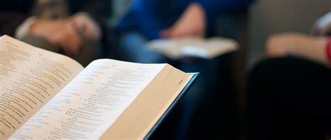 BIBLE STUDY - St John Lutheran Church & School