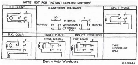 Help Wiring Single Phase Motor With Reversing Switch For
