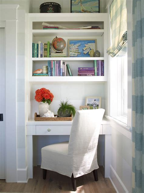 Built In Desk Cabinets by Coastal Living Showhouse Home Bunch Interior
