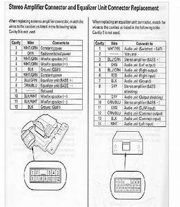 Jvc Head Unit Eq Amp Wiring Diagram