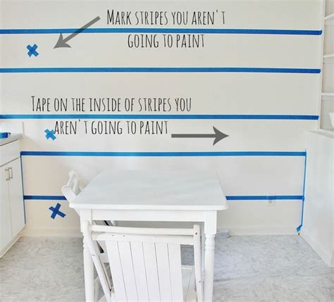 Streifen Auf Wand Malen by How To Paint Stripes Let S A Paint