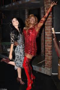 You Better Werk Katy Perry Takes Young Kinky Boots