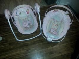chaise balancoire used vibrating chairs for sale for baby and children