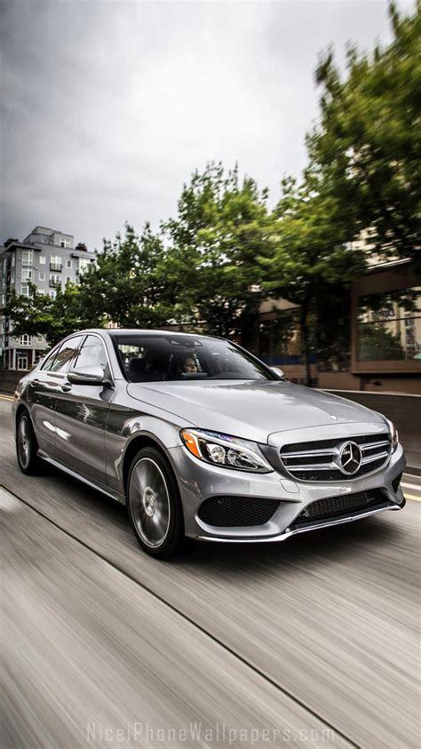Mercedesbenz Cclass 2014 Iphone 66 Plus Wallpaper And