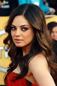 Brown Ombre Hair Mila Kunis | www.pixshark.com - Images ...