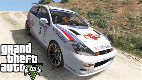 Ford Focus Svt Rally 2003 [add-on + Tunings Parts]