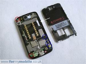 Htc Desire Disassembly  Screen Replacement And Repair