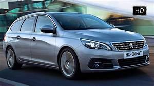 308 Sw Active : 2018 peugeot 308 sw allure wagon facelift driving footage hd youtube ~ Medecine-chirurgie-esthetiques.com Avis de Voitures
