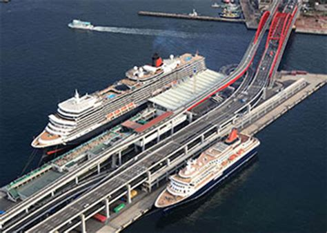 cruises kobe japan kobe cruise ship arrivals